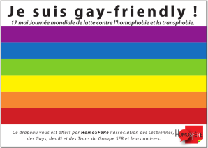 journ e mondiale de lutte contre l homophobie et la transphobie homosf re. Black Bedroom Furniture Sets. Home Design Ideas